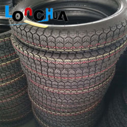 Cross-Country Thread Pattern Motorcycle Tires with High Quality (2.75-17)