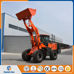 Front Discharge Loader Factory Wholesale Zl36 Wheel Loader with Ce