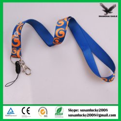 Promotional Logo Printed Custom Neck Lanyard China Factory Supplier