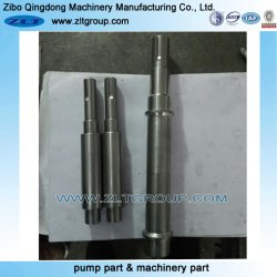 Machining Parts Mining Industry Pump Shaft for Sale in CD4/316ss