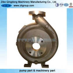 Titanium/Stainless Steel/Carbon Steel Chemical ANSI Durco and Goulds Pump Housing