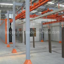 Fence Electrostatic Powder Spraying Coating Equipment