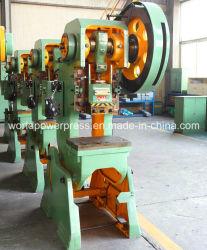 Mechanical Single Crank Metal Forging Press Price