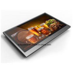 """13.3"""" TFT LCD Monitor with HDMI/DVI/VGA Input for CCTV Application"""