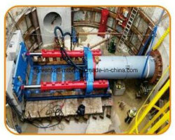 Npd 1400 Slurry Balance Microtunneling Boring Machine Pipe Jacking Machine