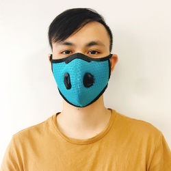Protection Dustproof Reusable Filter Mask Outdoor Sport Cycling Running Carbon Dust Face Mask