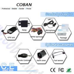 Real-Time GPS/GSM/GPRS Tracking System Vehicle Car GPS Tracker 303f
