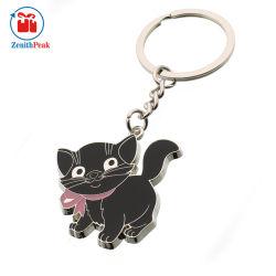 Fahion Animal Dog Black Crocodile Key Chain Corgi Bulldog Puppy Keyring Accessories Jewelry & Accessories