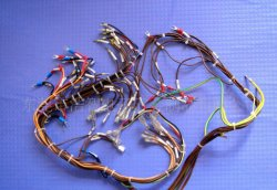 Customized Industry Auto Electrical Wiring Harness