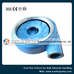 Heavy Durty Horizontal Mining Slurry Pump Parts