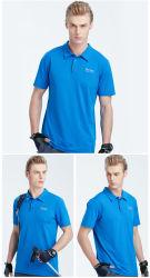 Custom Wholesale Men Polo T- Shirt Outdoor Sport Polo Shirt for Men Short Sleeve