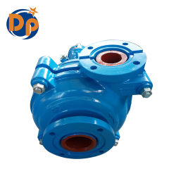 High Efficiency High Pressure Centrifugal Slurry Pump for Paper Recycling System