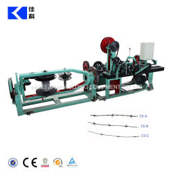 Automatical Barbed Wire Making Machine