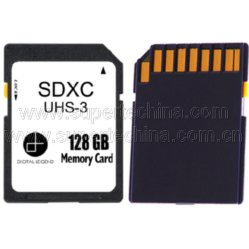 Good Quality Customized Sdxc Uhs-3 Card (S1A-0211D)