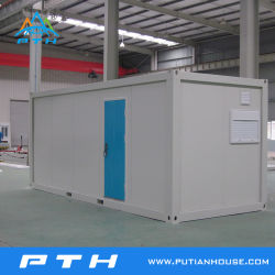 China Portable Container Toilet Portable Container Toilet - Portable bathroom for sale