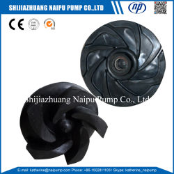 B15127r55 Small Slurry Pump Natural Rubber Impeller