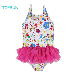 be295dfd47aad One Piece Wholesale Children Little Girls Swimsuit Model Baby Kids Swimwear