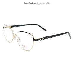 479b133ee China Wholesale Good Quality Fullrim Eyewear Frame Metal Lady Optical  Eyeglass Frame with Rhinestone