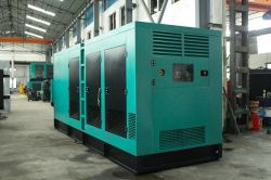 Factory Sales 750kVA Cummins Silent Gen Power Generator for Sale with Best Price List in China