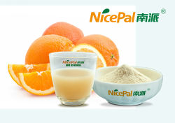 Dried Orange Fruit Juice Powder for Sports Drink