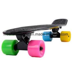Durable Street Surfing Plastic Penny Skateboard
