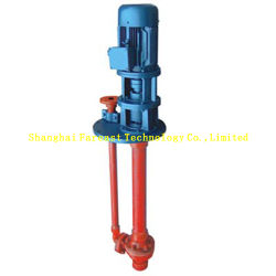 Glass Fiber Reinforced Plastic Liquid Pump/Vertical Slurry Pump