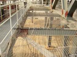 Site Safe Fall Protection Construction Scaffolding Net Safety Net