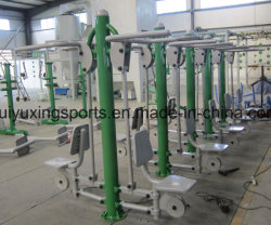 Outdoor Sports Equipment with Stretch Tester