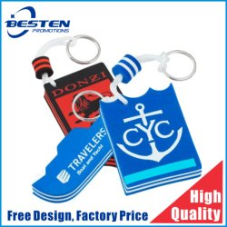 China Eva Foam Floating Keychain