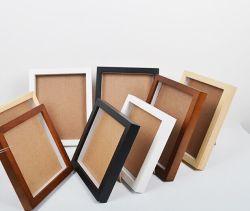 Blue Wood Shadow Box Frame