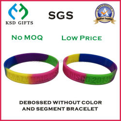 Multi Colors Blank Silicon Hand Band Fashion Jewelry