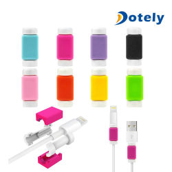USB Wire Charging Cable Headset Cord Protector Saver for iPhone