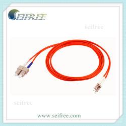 LC/Sc Multi-Mode 62.5/125 Fiber Optic Patchcord