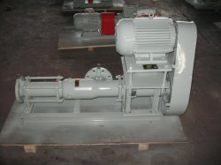 Rotary Theory Jam, Paper, Sewage, Cement Slurry Application Mono Screw Pump Stator
