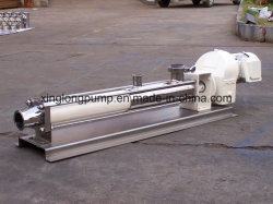 Xinglong Xg-Series Eccentric Single Screw Pumps Used for Food, Sewage Sludge, Coal Water Slurry, and Other Liquids