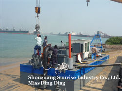 China Sand Suction Dredger
