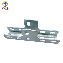 High-End Quality Various Precision Sheet Metal Steel Zinc Plated Stamping Parts