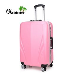 China Mafacture Aluminum Trolly Luggage Pc Bag