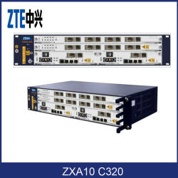 High Quality Gepon Optical Line Terminal Gpon Olt C320