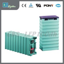 Lithium Ion Battery/Lithium Battery/LiFePO4 Battery 100ah for Electric Vehicles, Motorcycle, Bus, Electric Truck, Pallet Stacker, Solar Energy Storage System