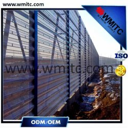 Sw-Zp008 Mining Yard Wind & Dust Proof Steel Wall