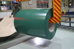 Hot DIP Aluzinc Pre-Painted Steel Coil and Plate From China
