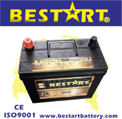 12V45ah Wholesale Electric Battery SMF Auto Car Battery Bci 51r