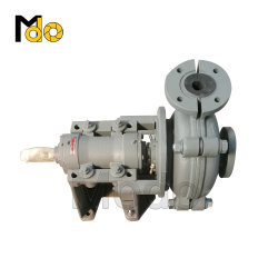 Zero Risk Iron Mining Double Impeller Diamond Mining Copper Slurry Pump for Wet Sand