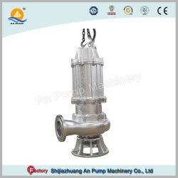 Stainless Steel Submersible Sludge 15HP Water Pump Price