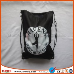 Nylon Gift Draw String Sports Bags