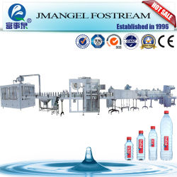 Fully Automatic Complete Small Bottled Drinking Spring Mineral Pure Water Filling Production Line