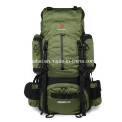 454dfb09eb14 80L Professional Outdoor Sports Gear Hiking Travel Moutain Backpacks Bag