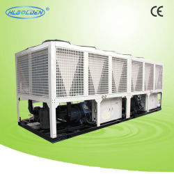 503kw Air Cooled Screw Chiller with Pump Control System