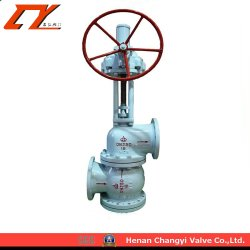 High Quality Y-Type Slurry Valve Manufacturer From China